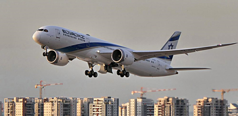 El Al  / Photo: Yoav Yaari