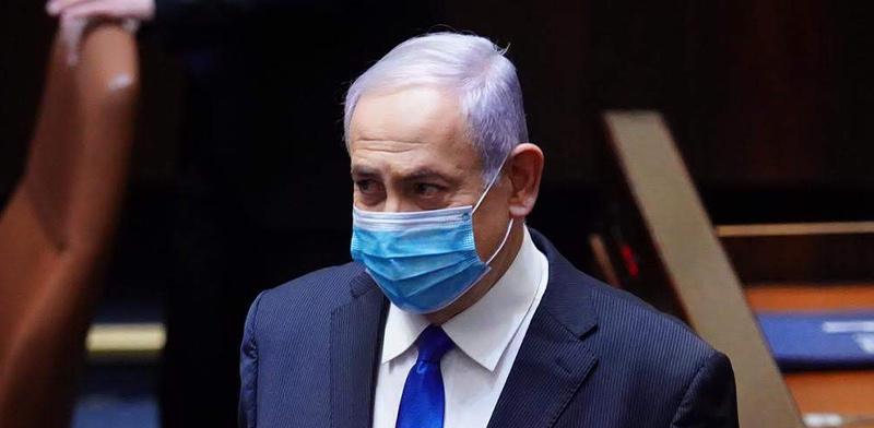 Benjamin Netanyahu  / Photo: Knesset Spokesperson Adina Walman , דוברות הכנסת