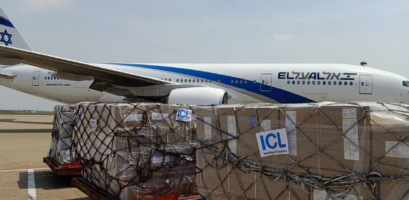 El Al cargo  / Photo: PR Julius Baer