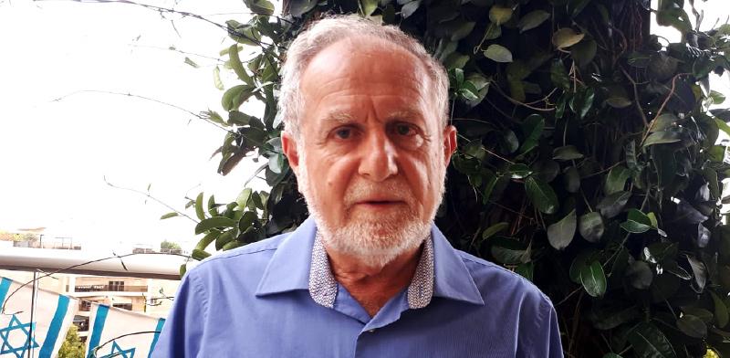 מוטי שיף, מהנדס ויועץ  טכני בחברת Eaton ישראל / צילום: רחל שיף