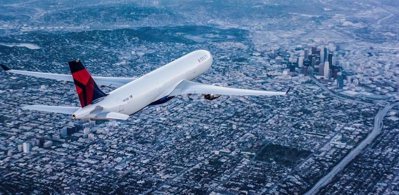 """מטוס דלתא / צילום: יח""""צ"""