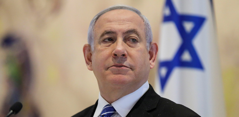 Benjamin Netanyahu  / Photo: Abir Sultan Reuters , Reuters
