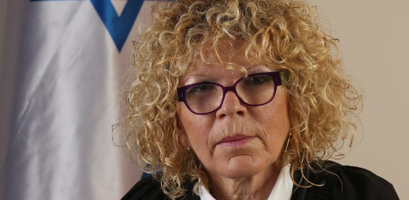 השופטת אסתר נחליאלי-חיאט / צילום: דוברות בתי המשפט