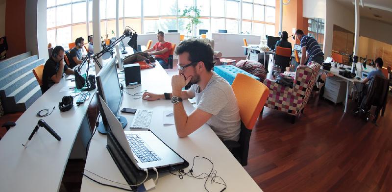 """""""רק 9% מהחברות יצאו מחוזקות מהמשבר ב־2008"""" / צילום: shutterstock, שאטרסטוק"""