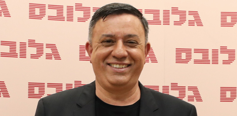 Avi Gabbay / Photo: Cadya Levy, Globes