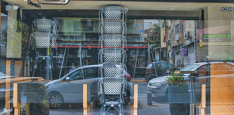 מסעדה סגורה בתל אביב / צילום: כדיה לוי, גלובס