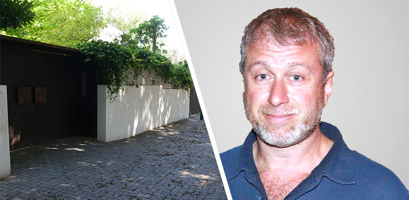 Roman Abramovich and Herzliya home  / Photo: Eyal Izhar, Globes