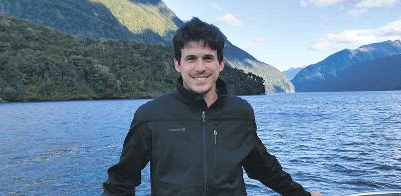 ניצן אנגלנדר, יועץ תיירות ומתכנן טיולים / צילום: תמונה פרטית