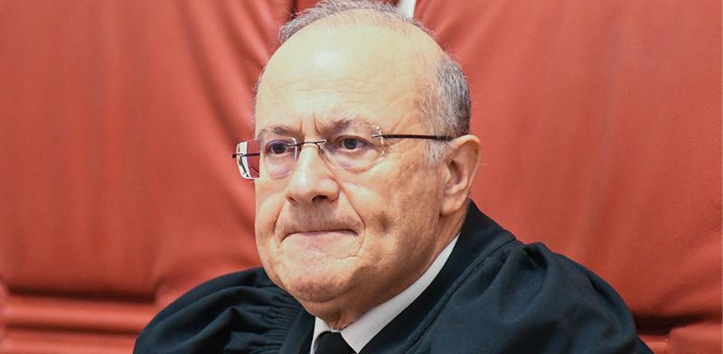 השופט יוסף אלרון / צילום: רפי קוץ