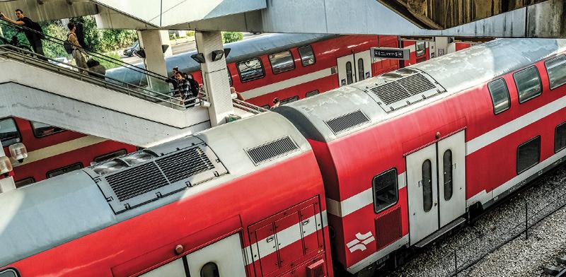 רכבת ישראל / צילום: שלומי יוסף, גלובס