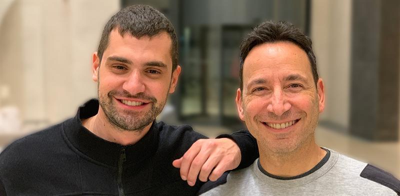 מייסדי סולט סקיוריטי, מייקל ניקוסיה ורועי אליהו / צילום: יסמין לוקץ
