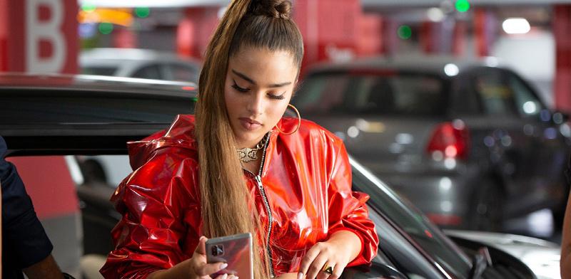 """נועה קירל בפרסומת לביטוח ישיר / צילום: יח""""צ"""