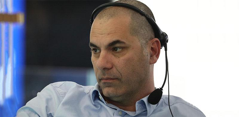 """מנכ""""ל חדשות 13, ישראל טוויטו / צילום: סיון פרג'"""