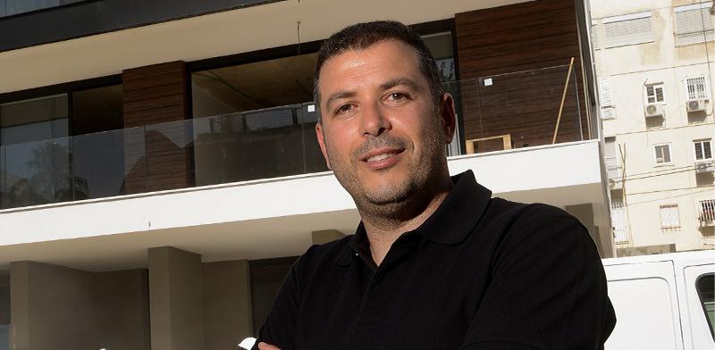 """אלי גבאי, סמנכ""""ל הפיתוח של קבוצת גבאי ומבעלי הקבוצה / צילום: איל יצהר, גלובס"""