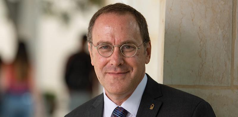 פרופ' דניאל חיימוביץ' / צילום: דני מכליס, אוניברסיטת בן-גוריון בנגב
