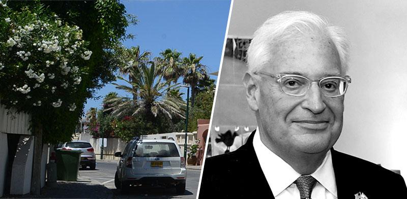 US Ambassador's residence / Photo: GPO Koby Gidon, Eyal Izhar