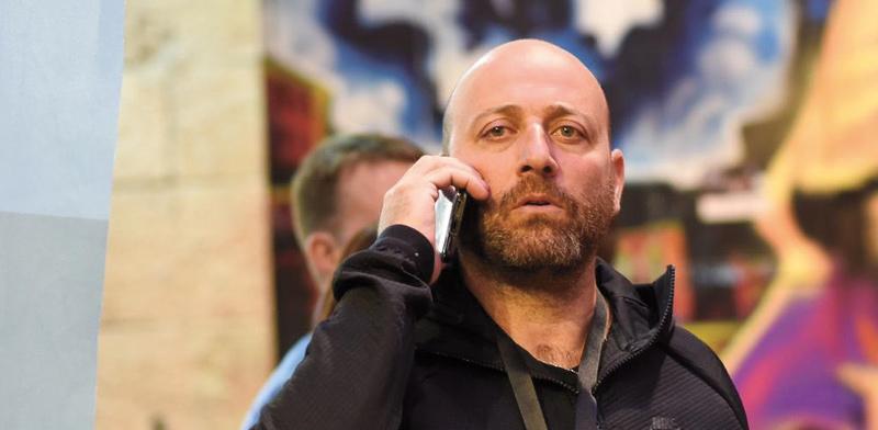 יניב כהן, מפיק אירועים   / צילום: נועם מורנו