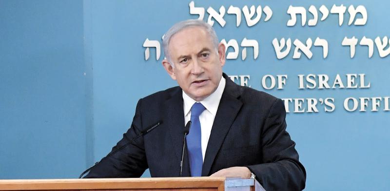 """ראש הממשלה בנימין נתניהו / צילום: קובי גדעון, לע""""מ"""
