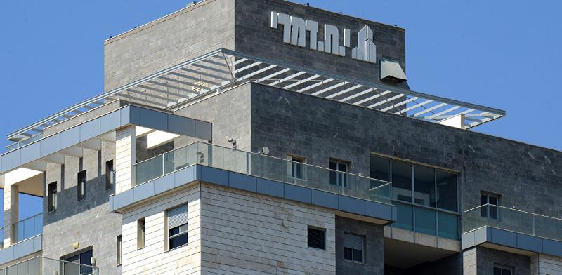 פרויקט מגורים של דמרי בראשון לציון / צילום: איל יצהר, גלובס