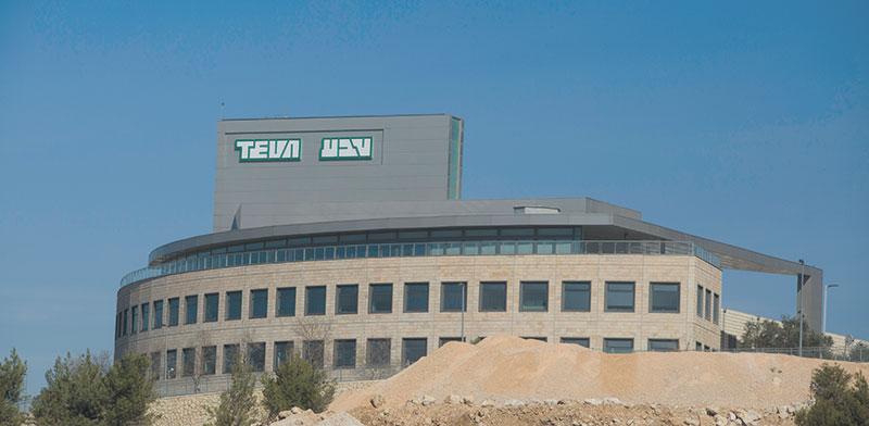 Teva tablets factory on at Har Hotzvim / Photo: Lior Mizrahi