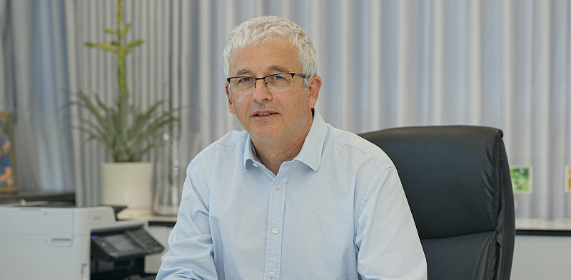 אנדרו אביר, המשנה לנגיד / צילום: דוברות בנק ישראל