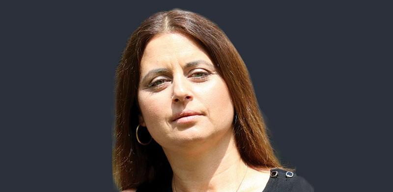 """ראשת ארגון הפרקליטים, עו""""ד קורין / צילום: תמר בצר"""
