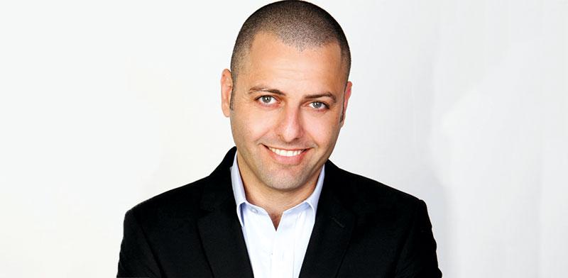 אמיר ברין, בעלי קדמון - ברין, חברה לעיצוב והפקת ביתני תערוכות / צילום: תמונה פרטית