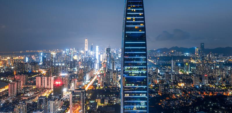 שנזן, סין. מחירי השכירות נפלו ב־3.2%  / צילום: shutterstock, שאטרסטוק