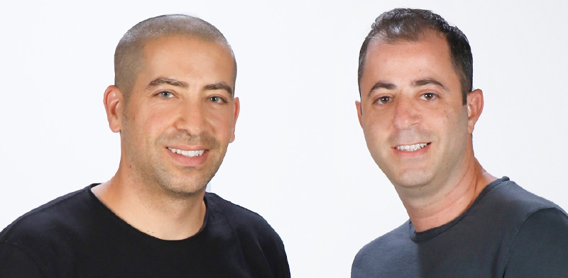 Guy Vardi and Yaniv Amzaleg  / Photo: Studio Twins