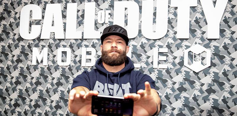 השקת גרסת המובייל של Call Of Duty. מכירות של למעלה מ־300 מיליון עותקים בגרסאות השונות / צילום: Scott Eisen, Associated Press