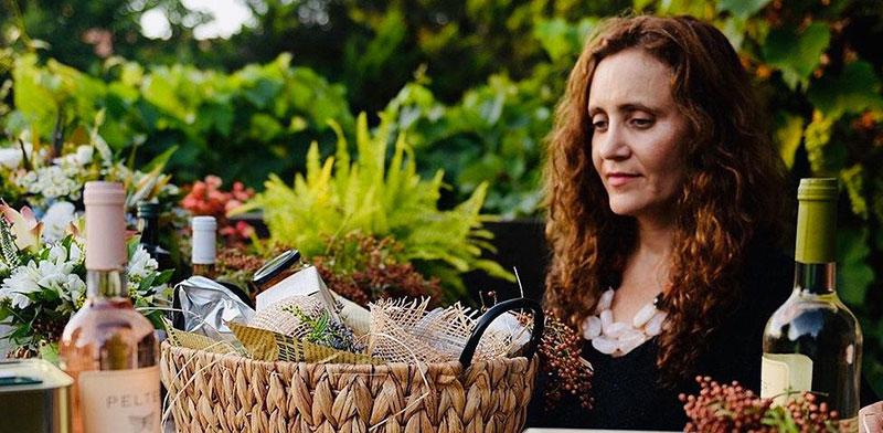 לילך ירקוני, בעלים של Lilach Events, חברה לעיצוב אירועים / צילום: צופית להב