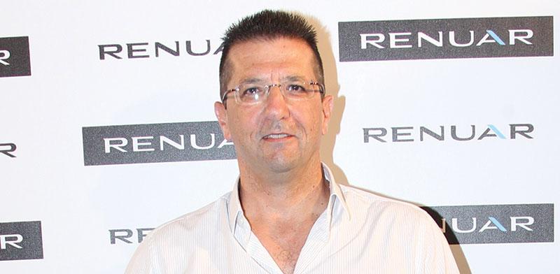 """רונן שמיר, מנכ""""ל """"אלפא קוסמטיקס"""" / צילום: רפי דלויה"""