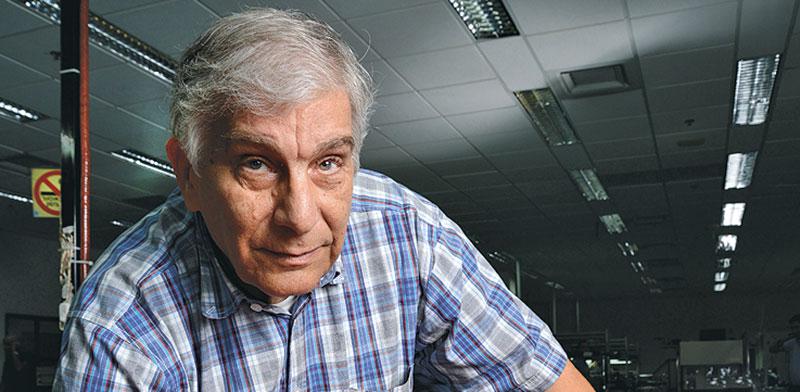 יחיאל ספקטור, בעל השליטה בחברת F&G / צילום: איל יצהר, גלובס