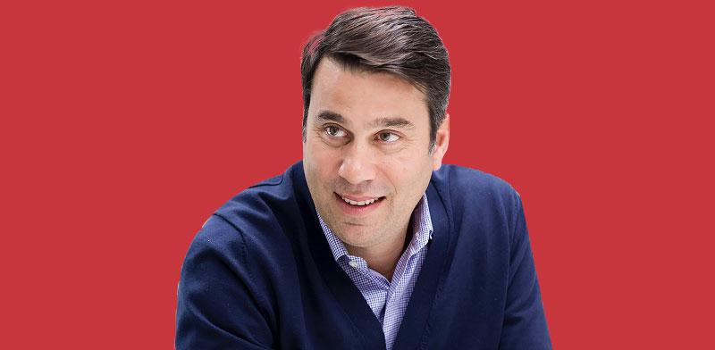 """וברט לוקאסיו, מייסד ומנכ""""ל לייבפרסון  / צילום: אתר החברה"""