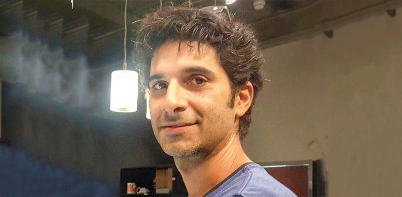 ליאור אמיתי, בעל עסק לסדנאות יצירה, פיסול ואמנות בספרים / צילום: תמונה פרטית