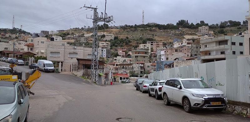 אום אל פאחם / צילום: גיא נרדי