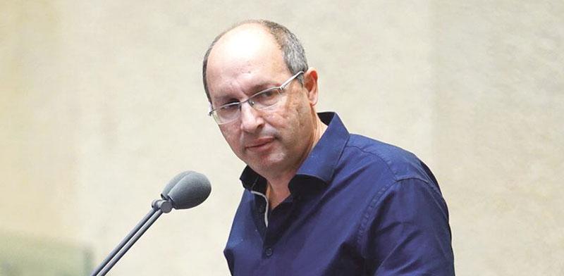 שר המשפטים אבי ניסנקורן / צילום: עדינה ולמן, דוברות הכנסת