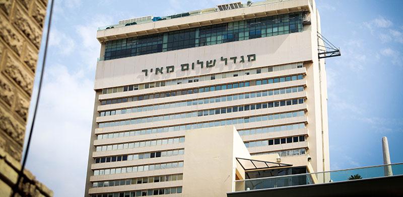 """מגדל שלום, ת""""א / צילום: שלומי יוסף, גלובס"""