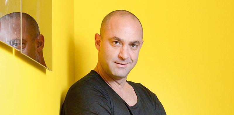 גיא בסר, מבעלי חברת בלוסטון / צילום: איל יצהר, גלובס