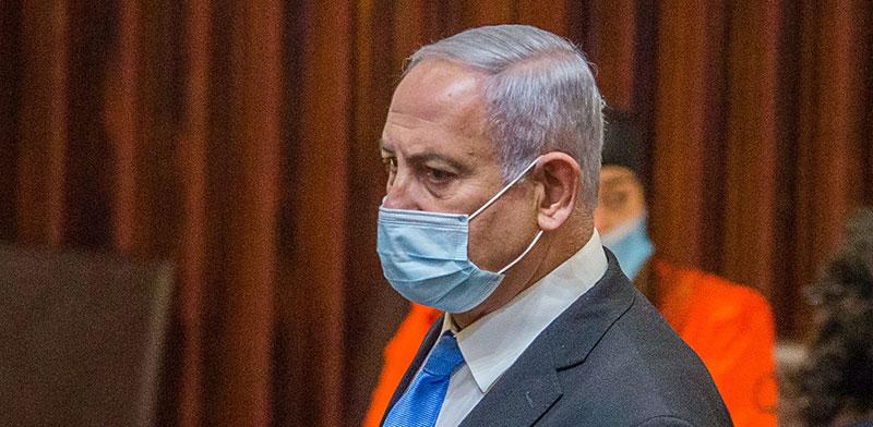 ראש הממשלה בנימין נתניהו / צילום: אורן בן חקון, פול