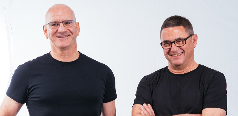 Ofer Bengal and Yiftach Shoolman  / Photo: Redis Labs