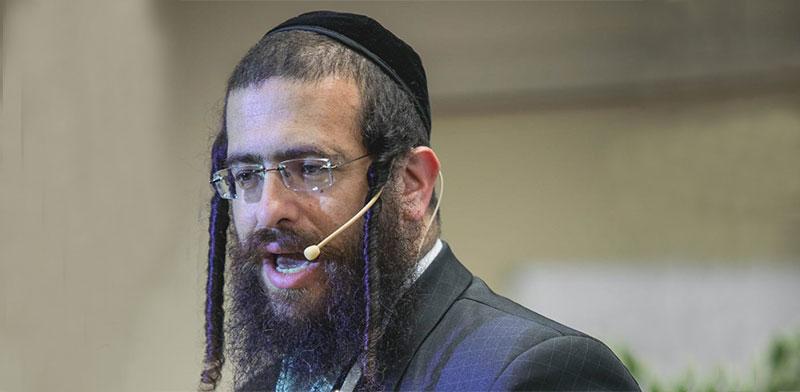 אהרן זילבר, בעלים של מרכז הדרכה לליווי אישי / צילום: אילן ספירא