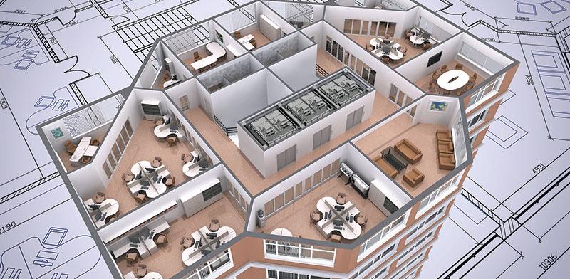 בתוך שנתיים קפצו שטחי התעסוקה והמסחר המתוכננים פי עשרה / אילוסטרציה: shutterstock, שאטרסטוק