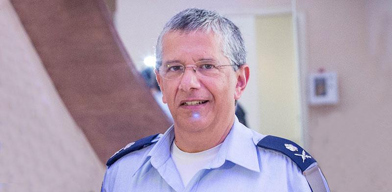 """אמיר אשל, מנכ""""ל משרד הביטחון / צילום: שלומי יוסף, גלובס"""