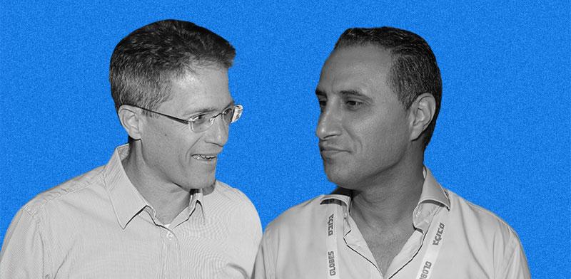 ליאור כשריאן ושי ירון  / צילום: איל יצהר, שלומי יוסף