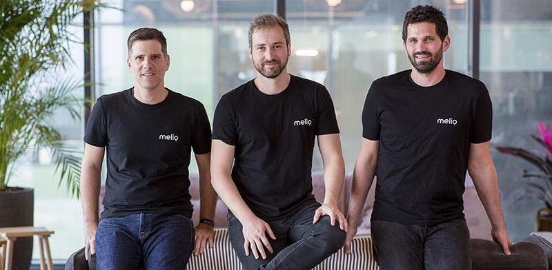 Melio founders  / Photo: PR