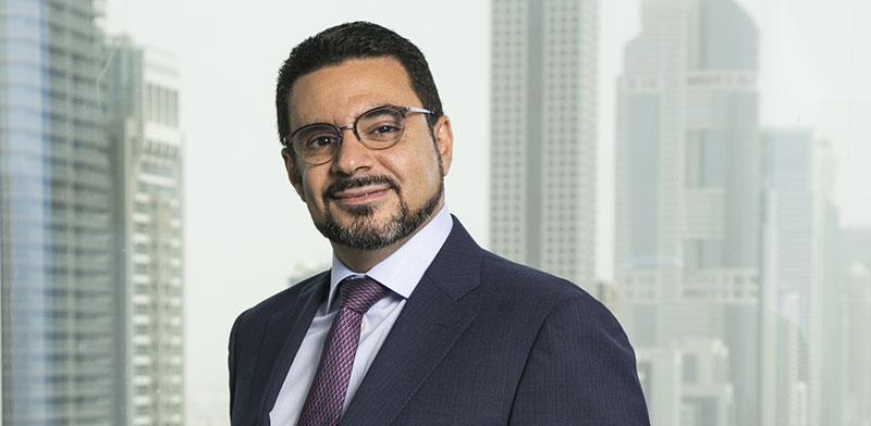 """רו""""ח הישאם פארוק, מנכ""""ל פירמת רואי החשבון Grant Thornton UAE (גרנט–טורנטון, איחוד האמירויות) / צילום: באדיבות GA UAE"""
