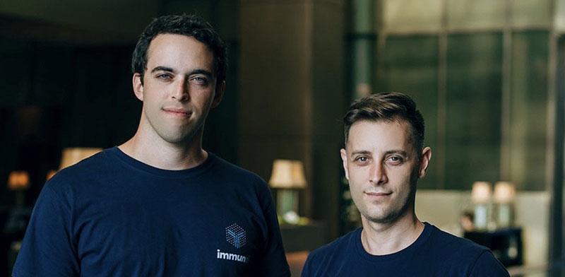 Luis Voloch and Noam Solomon / Photo: PR