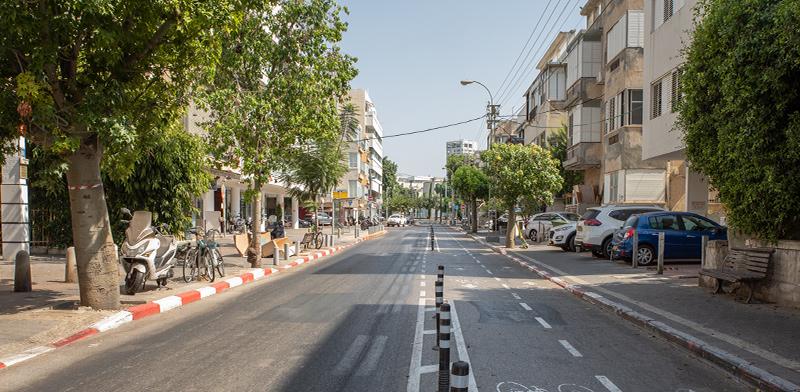 רחוב ריק בתל אביב / צילום: כדיה לוי, גלובס