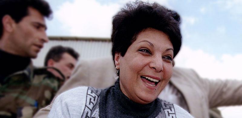 ליילה ח'אלד / צילום: רויטרס